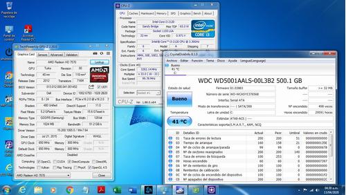 dell optiplex 7010 core i3 2100   8gb ram   hd 7570   500gb