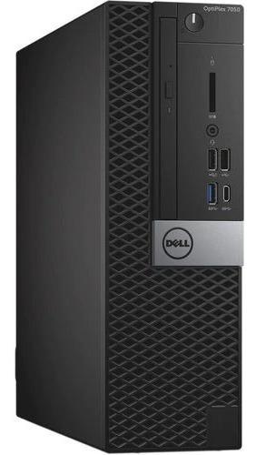 dell optiplex 7050 intel® core i7 6700 8 gb ssd 256 gb+w10