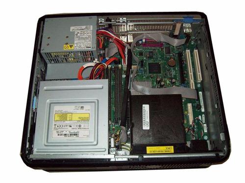 dell optiplex 755 core 2 duo e7500 2.93ghz 4gb ddr2 80 gb hd