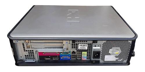 dell optiplex core 2 duo 8gb ddr3 hd 160gb gravador wifi
