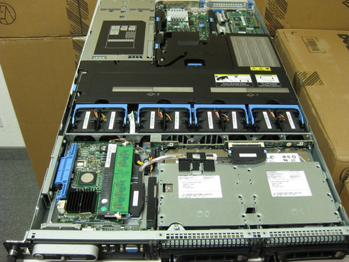dell poweredge 1950 iii 2quad e5420 2.50ghz 16gb ram 2hd 146