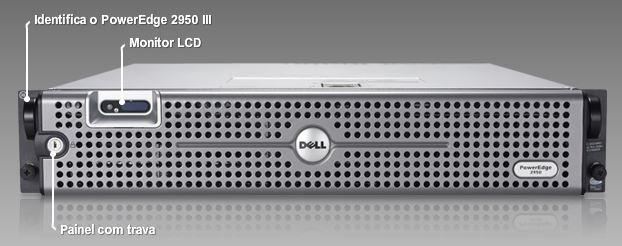 Dell Poweredge 2950 G3 Xeon Quad - 2 X Sas 300gb - 16gb Fb
