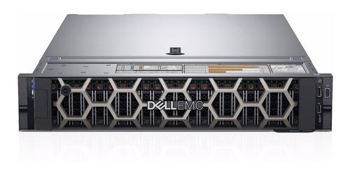 dell poweredge r740 dual xeon 4110 256gb 8x10tb server 80tb