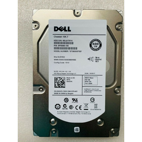 Dell Poweredge W347k 600gb 15k 6g Sas 3.5seagate St3600057ss