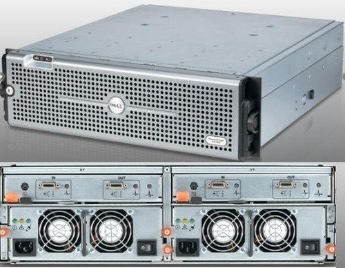 dell powervault md3000 nas das backup
