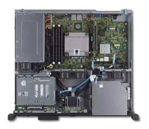 dell servidor poweredge r210 ii rack 1u 19 4 giga 500gb