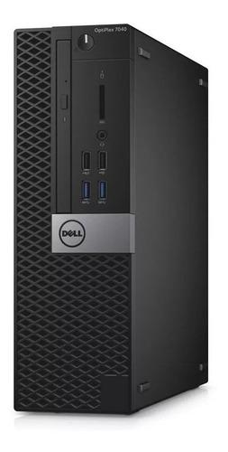 dell ssf optiplex 7050 core i7 6700 up 4.0ghz 8gb ssd 512gb