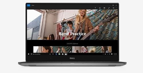 dell xps 15 9560 i7 32 gb 1 tb ssd 4k infinity display touch