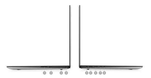dell xps 9570 4k touch - 8ª geração i7-8750h, 32gb - 1tb ssd