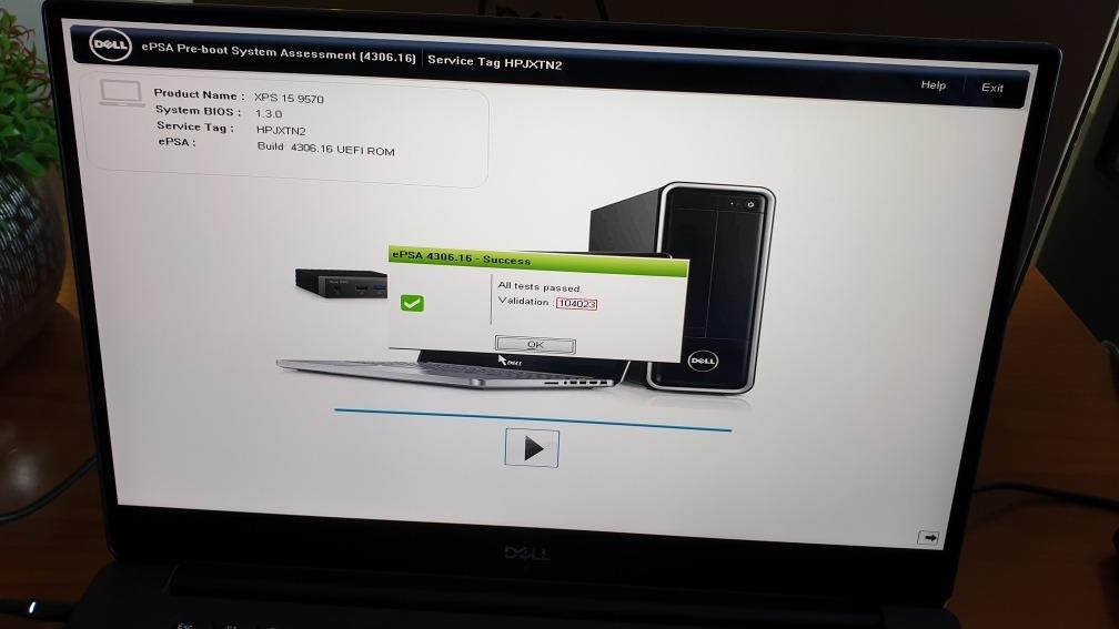 Dell Xps 9570 I7 O Mais Completo Na Caixa, Garantia Até 2020