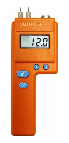 delmhorst instrumento co. j-2000 medidor de humedad digital