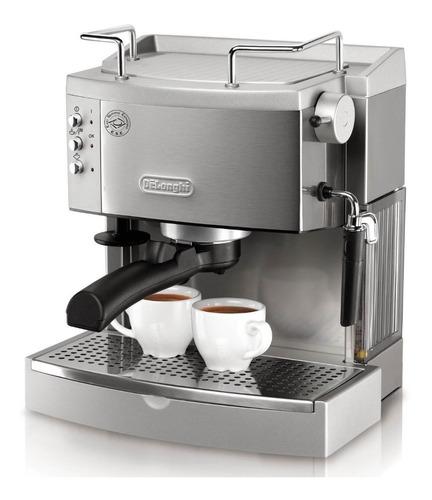 delonghi ec702 cafetera capuchinera express cafe latte