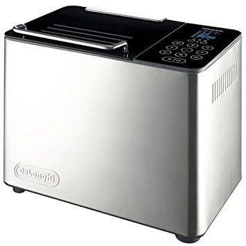 delonghi máquina de hacer pan