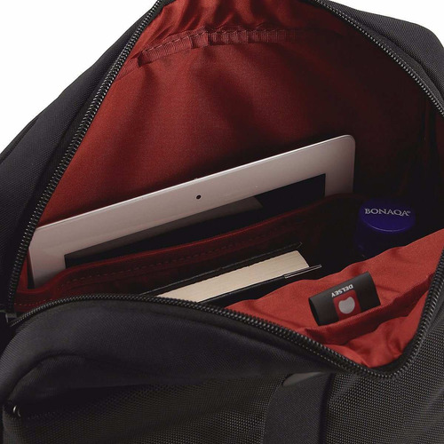 delsey porta notebook 13,3´ y tablet correa larga bellecour