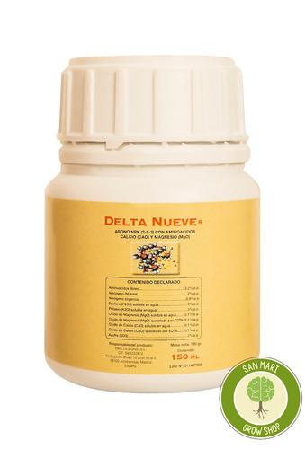 delta 9 cannabiogen 150 ml. - bioestimulante, envase sellado