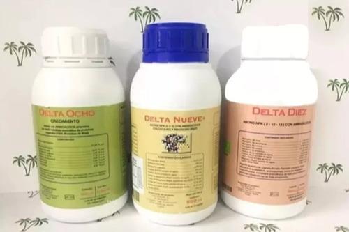 delta 9 floracion 500ml envio sin cargo - olivos grow