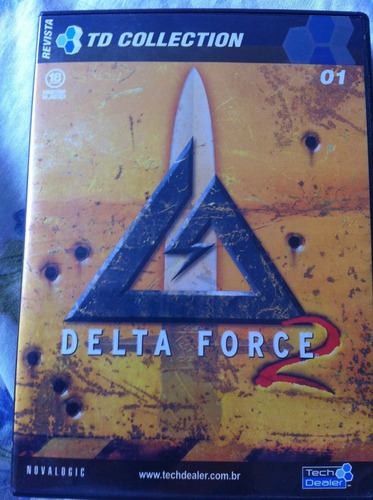 delta force 2 - pc
