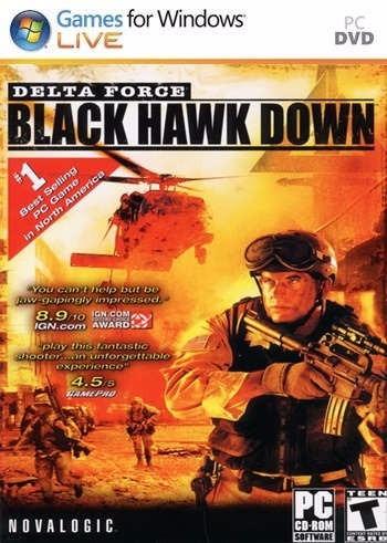 delta force black hawk down platinum + dlc teams (pc) inglés