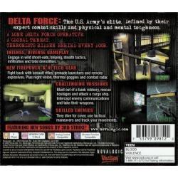 delta force urban warfare / playstation 1 / ps1 / ps2 ps3
