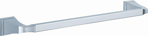 delta grifo 128884 dryden - bar toalla 24 -inch, cromo pulid