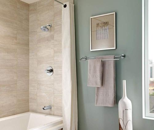 delta grifo 77125 obligar 24-inch baño hardware accesorio d