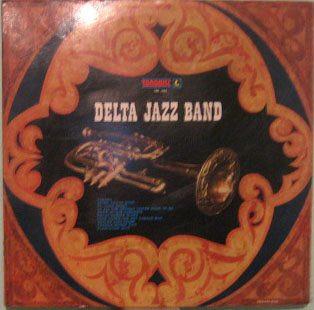 delta jazz band - delta jazz band - lp importado argentina