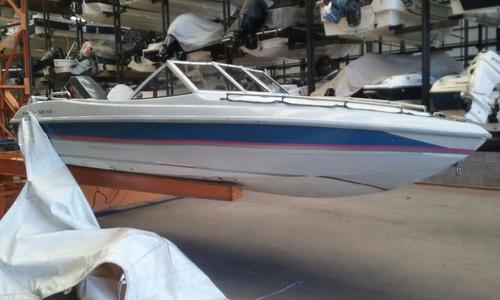 delta mar con motor johnson 50hp