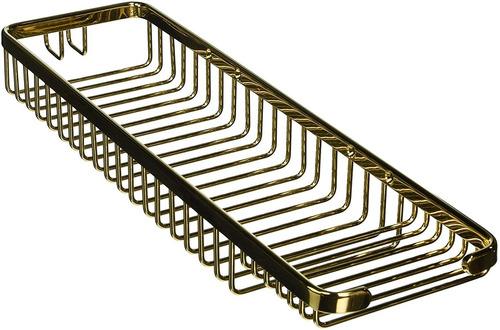 deltana wbr1850hcr003 17 cesta alambre rectangular de 1/2-pu