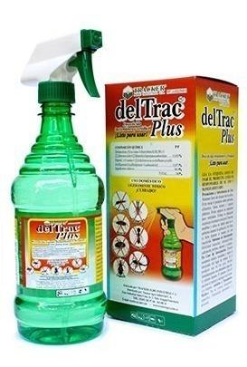 deltrac plus insecticida x 630 ml tracker