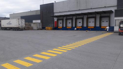 demarcación vial y proyectos 5s