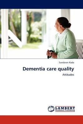 dementia care quality; kada, sundaran envío gratis