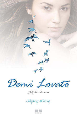 demi lovato. 365 dias do ano
