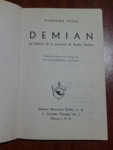 demián-hermann hesse
