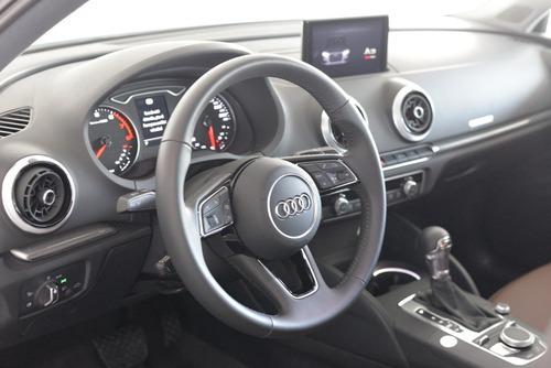 demo audi a3 sedan 35 tfsi select 2020 1.4l 150hp blanco