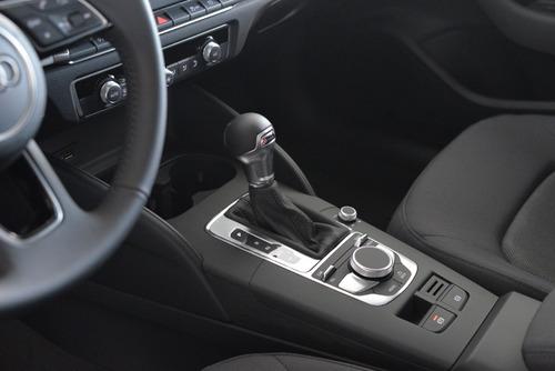 demo audi a3 sedán dynamic 1.4 tfsi 150 hp negro 2020