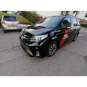 Demo Toyota Sienna Limited 2020 Demo