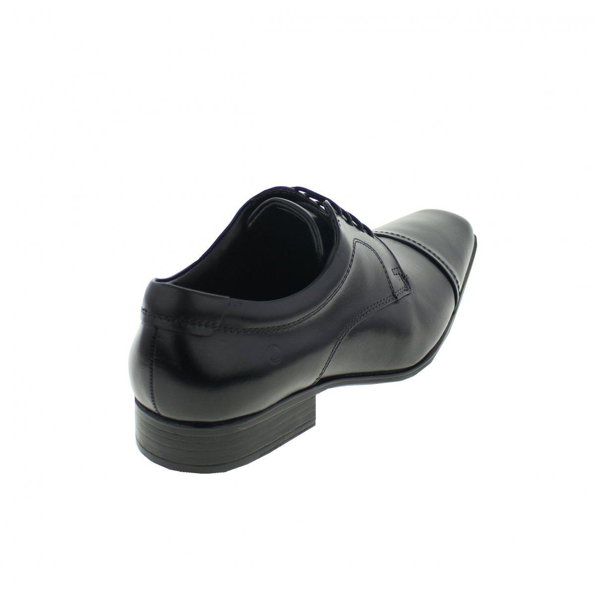 325315e3f5 Sapato Social Democrata 450052-001 Masculino Em Couro - 2018 - R ...