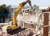 demoliciones  casas edificios  estructuras  demoler  losas