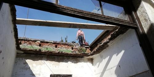 demoliciones construcciones obras reformas albañil reciclaje