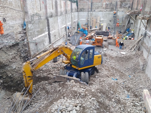 demoliciones & servicios generales puchuri eirl
