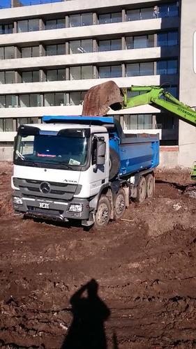 demoliciones y excavaciones tosca en caba  ricardo vita