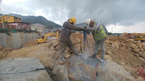demoliciones y movimientos de tierra  astec costa rica
