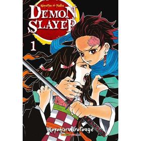 Demon Slayer: Kimetsu No Yaiba - 1