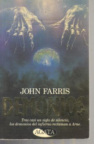 demonios. john farris 1a edición