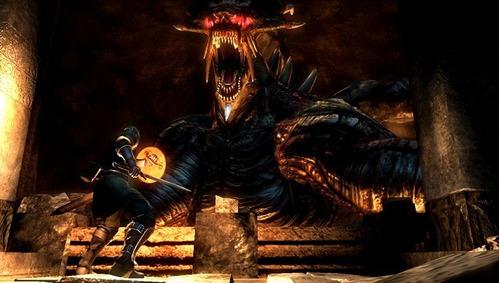 demons souls ps3 juego videojuego