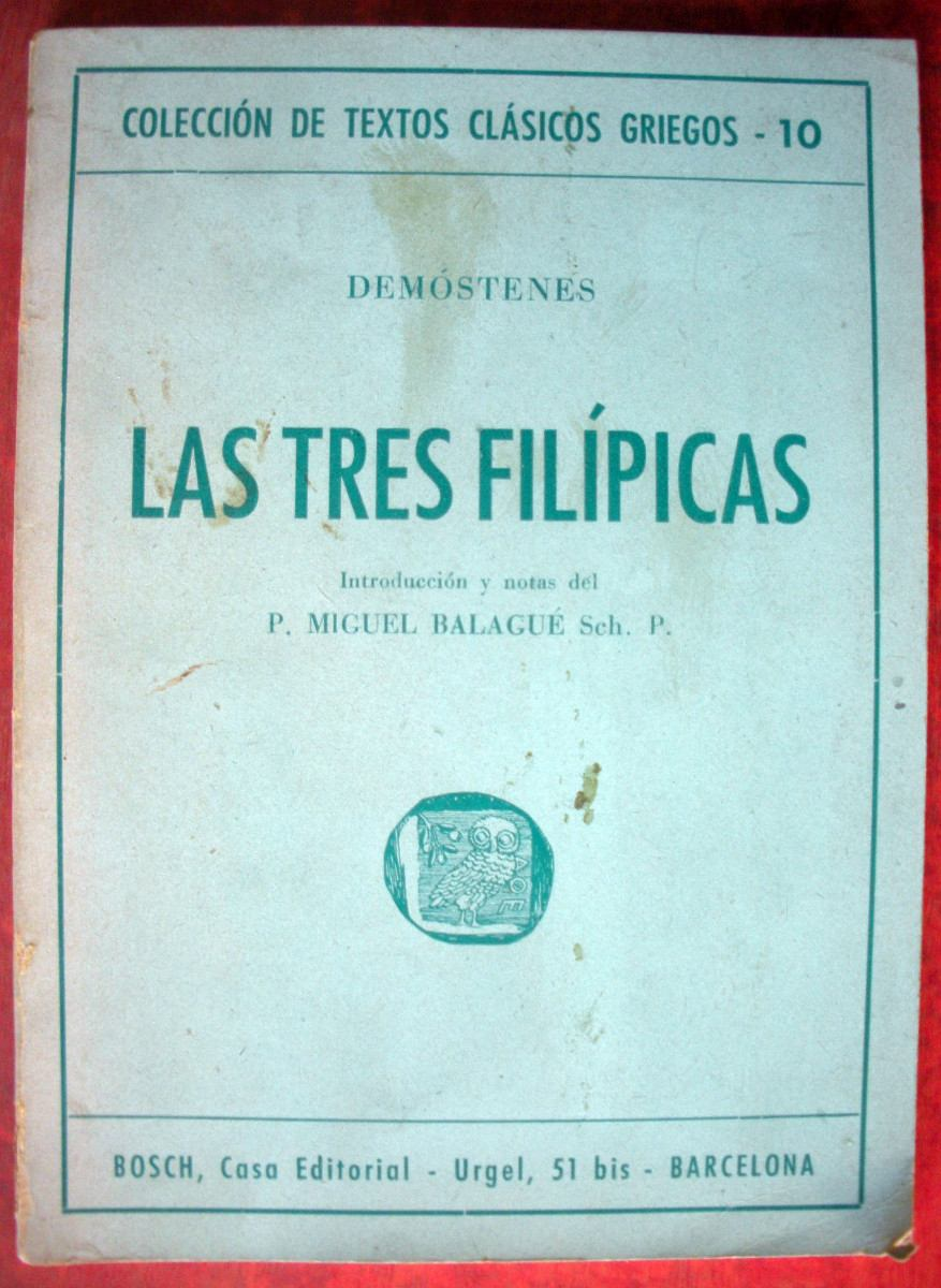 filipicas demostenes