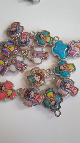 denarios o pulseras para souvenirs