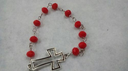 denarios . rosarios pulseras