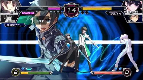 dengeki bunko fighting climax ps3 nuevo