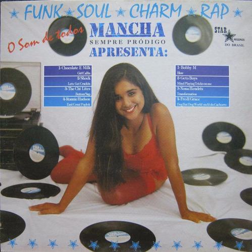 deni mancha apresenta lp o som de todos funk soul rap charm